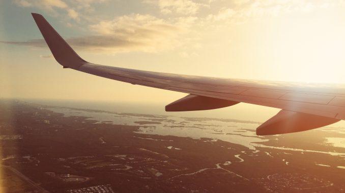 Flight Airplane Aeroplane