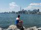 View of Toronto form Centre Islands