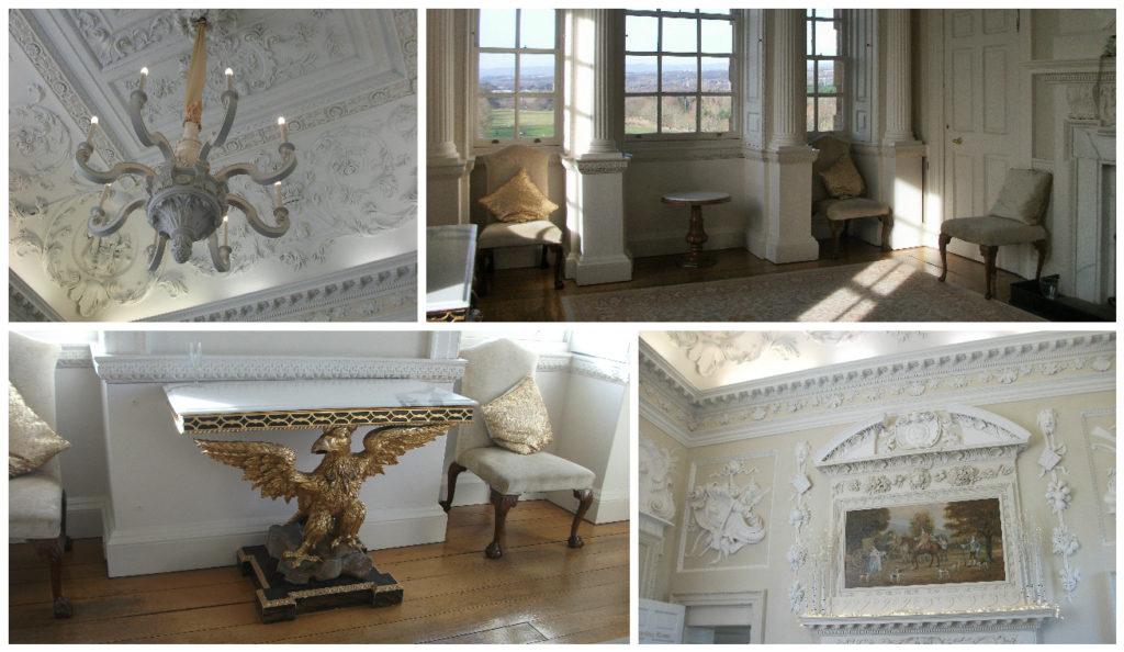 Elegant Interiors of the Hunting Lodge at Chatelherault Park