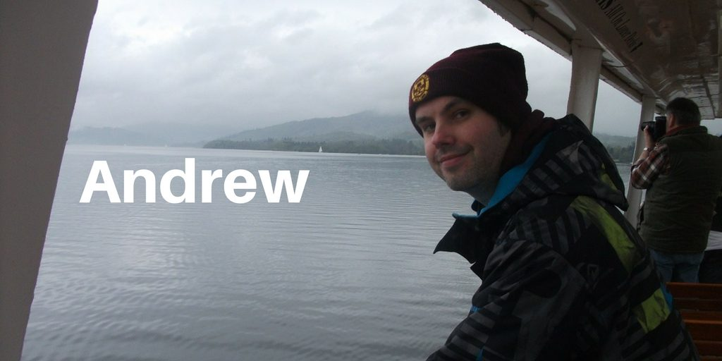 Andrew of the tinberry travels