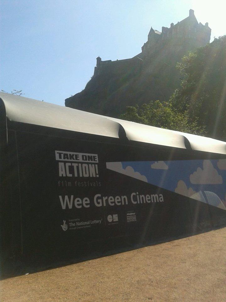Wee Green Cinema, Take One Action Film Festivals