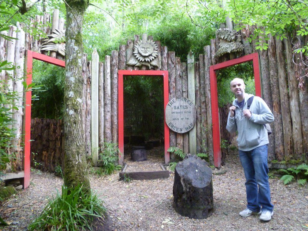 Kelburn Estate Secret Forest