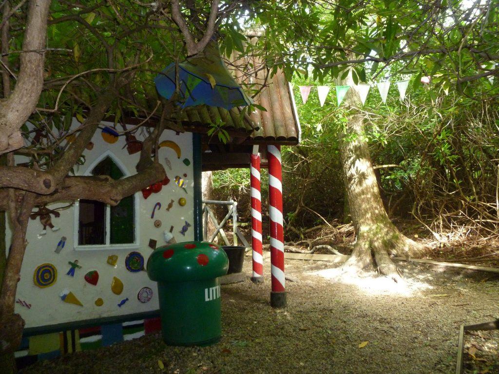 Kelburn Castle and Estate Secret Forest
