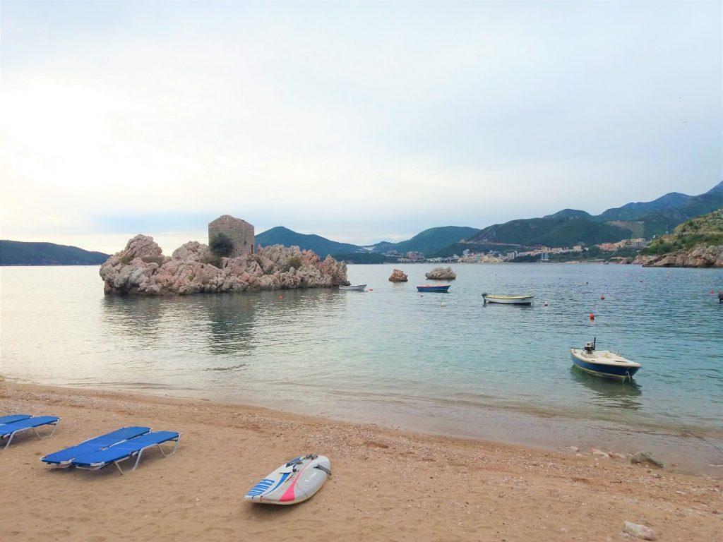 Przno Beach Montenegro