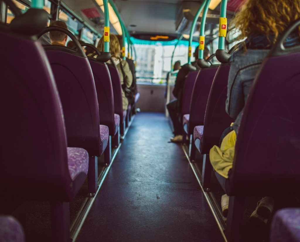 Using the Bus with the Copenhagen Card