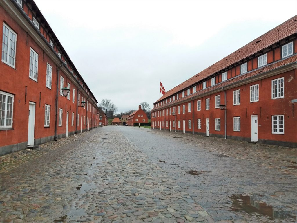 Citadel or Kastellet Copenhagen