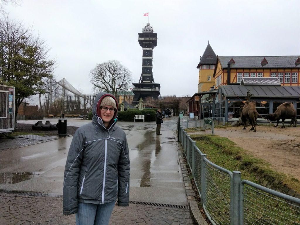 Copenhagen Zoo in Winter