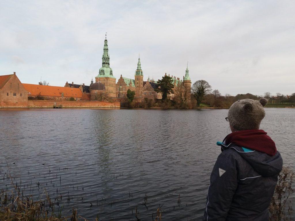 Frederiksborg Castle in Hillerod, Copenhagen