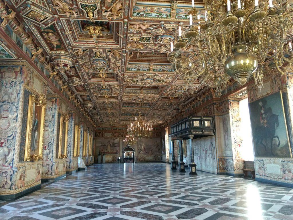 Frederiksborg Slot Great Hall