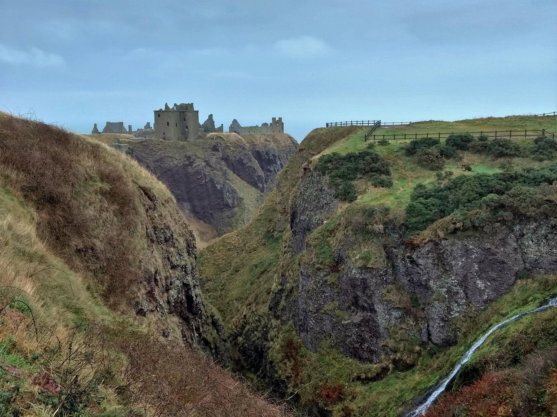 Dunottar Castle near Stonehaven